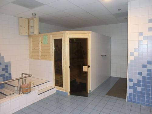 Kneipp-Sauna in Kita