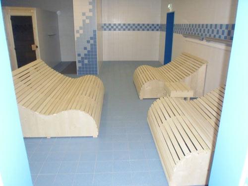 Kita-Sauna nach Kneipp