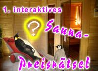 Unser Sauna-Rätsel