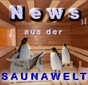 News aus der Saunawelt