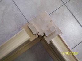 Saunabauweisen flächenbündig