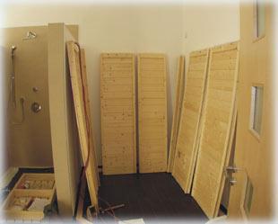 sauna f r zu hause informationen zur selbstmontage einer privaten heimsauna. Black Bedroom Furniture Sets. Home Design Ideas