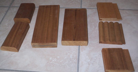Saunaholz Thermowood
