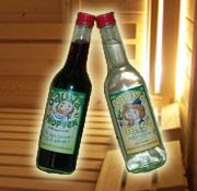 Das Duett für den 'Apr´es-Sauna-Spaß'