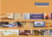 Titelseite Sauna-Katalog Finsterbusch Wellness-Factory