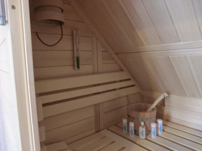 einbausauna worms kundenbeispiel einer finsterbusch. Black Bedroom Furniture Sets. Home Design Ideas