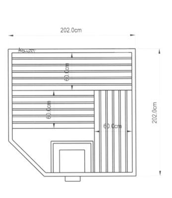 saunahersteller schleswig holstein kundenbeispiel einer finsterbusch sauna. Black Bedroom Furniture Sets. Home Design Ideas