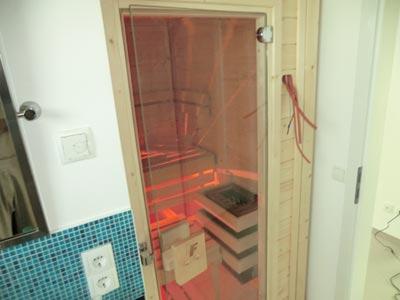 einbausauna suhl kundenbeispiel einer finsterbusch einbau sauna. Black Bedroom Furniture Sets. Home Design Ideas
