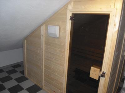 einbausauna nrw kundenbeispiel einer finsterbusch heim. Black Bedroom Furniture Sets. Home Design Ideas