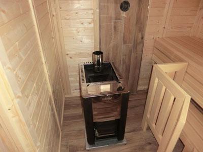 finsterbusch die wellness factory aus chemnitz die holzofen sauna der familie m ller. Black Bedroom Furniture Sets. Home Design Ideas