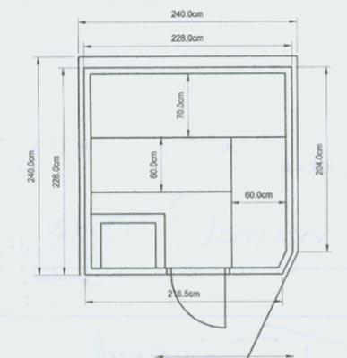 finsterbusch die wellness factory aus chemnitz die sauna der familie mach. Black Bedroom Furniture Sets. Home Design Ideas
