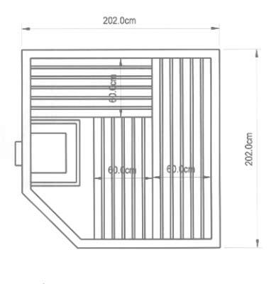 heimsauna freiburg kundenbeispiel einer finsterbusch. Black Bedroom Furniture Sets. Home Design Ideas