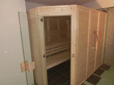 einbausauna bonn finsterbusch kundenbeispiel. Black Bedroom Furniture Sets. Home Design Ideas