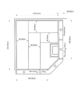 einbausauna sachsen kundenbeispiel einer finsterbusch. Black Bedroom Furniture Sets. Home Design Ideas