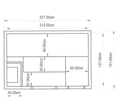 heimsauna m nchen kundenbeispiel einer finsterbusch. Black Bedroom Furniture Sets. Home Design Ideas