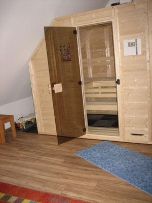 saunabau ruhrgebiet kundenbeispiel einer finsterbusch einbau sauna. Black Bedroom Furniture Sets. Home Design Ideas