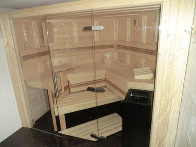finsterbusch die wellness factory aus chemnitz sauna mit glasfront in sachsen. Black Bedroom Furniture Sets. Home Design Ideas