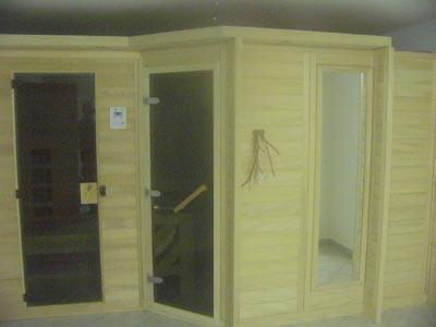 Sauna-Infrarot