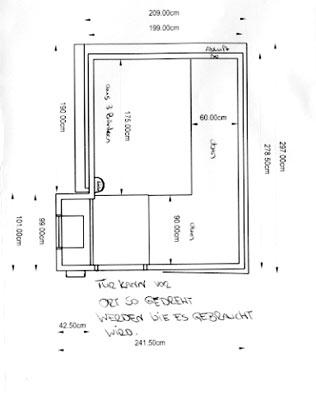 einbausauna rosenheim kundenbeispiel einer finsterbusch einbausauna. Black Bedroom Furniture Sets. Home Design Ideas