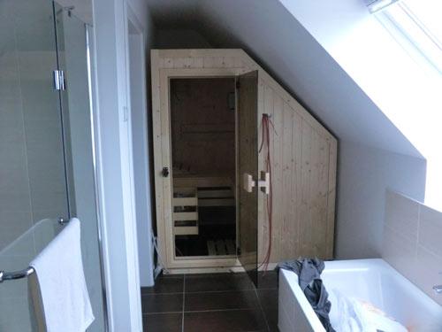 foto impressionen von bad saunen unserer kunden. Black Bedroom Furniture Sets. Home Design Ideas